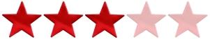 Rates 3 étoiles