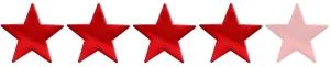 Rates 4 étoiles