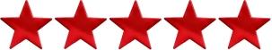 Rates 5 étoiles